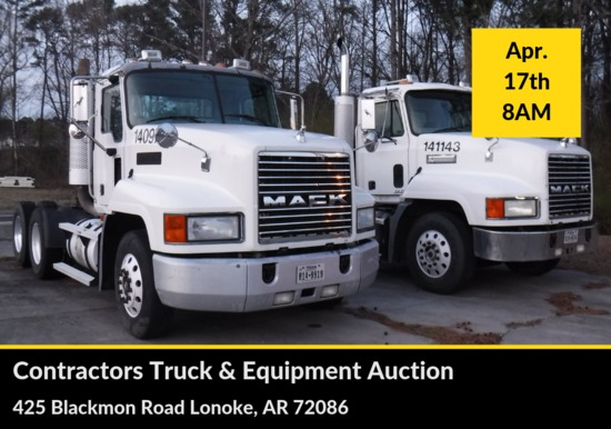 Truck & Trailer Open Consignment Auction