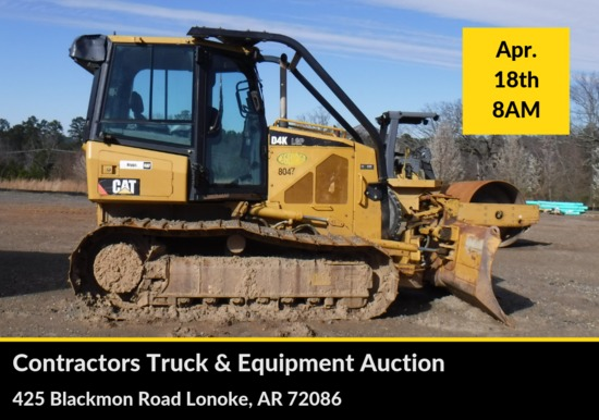 Heavy Equipment & More *Open Consignment Auction*