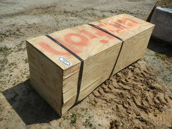 CRATE WITH PARTS