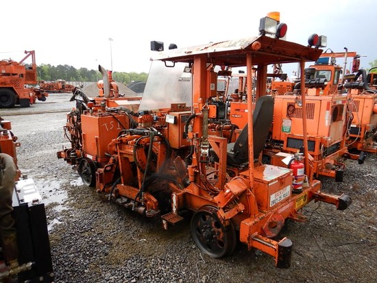 2007 CRS 60 ANCHOR SPREADER,   LOAD OUT FEE: $200.00 C# AS07022