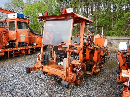 2009 CRS 60 ANCHOR SPREADER,   LOAD OUT FEE: $200.00 C# AS09035
