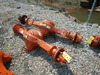 (2) KERSHAW BALLAST REGULATOR AXLES