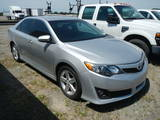 2012 TOYOTA CAMRY SE CAR, 134,000+ mi,  4-DOOR, 4-CYL GAS, AUTOMATIC, PS, A