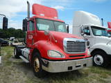 2006 FREIGHTLINER TRUCK TRACTOR, 281,017 MILES ON METER ?  DAY CAB, DETROIT