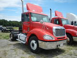 2006 FREIGHTLINER TRUCK TRACTOR, 869,358 MILES  DAY CAB, DETROIT 60 SERIES