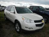 2012 CHEVROLET TRAVERSE LT SUV, 137K + mi,  V6 GAS, AUTOMATIC, PS, AC, CC S