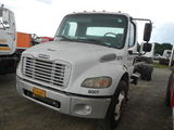2007 FREIGHTLINER 16M CAB & CHASSIS,  CAT 3126, AUTOMATIC, PS, AC, SINGLE A
