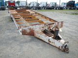 MCT EQUIPMENT TRAILER,  PINTLE HITCH, 18', 4' DOVETAIL, RAMPS, TANDEM AXLE,