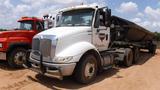 2013 INTERNATIONAL 8600 TRUCK TRACTOR, 217K + mi,  DAY CAB, MAXXFORCE DIESE