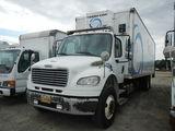 2012 FREIGHTLINER M2 HEATED BOX TRUCK, 559k+ miles  CUMMINS ISB DIESEL, 6 S
