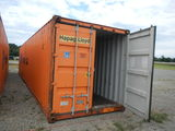 STEEL SHIPPING CONTAINER,  40' C# 5078976