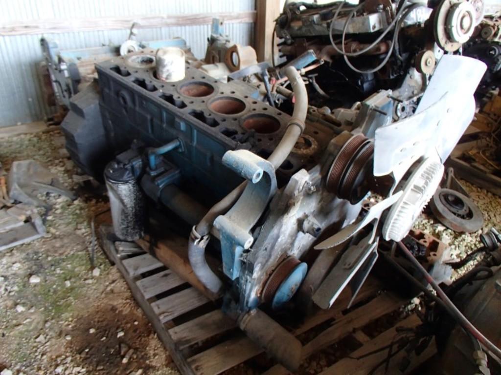 DT466 DIESEL ENGINE CORE