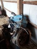 DT466E DIESEL ENGINE CORE