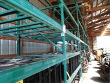 (14) SECTIONS OF PALLET RACKING