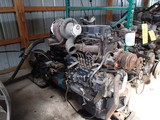 MACK E7300 DIESEL ENGINE  WITH AUTOMATIC TRANSMISSION