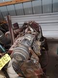 CUMMINS 8.3 DIESEL ENGINE