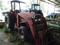 MASSEY FERGUSON 383 LOADER TRACTOR, 2,304 hrs,  CANOPY, 2WD, MASSEY 236 LOA