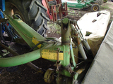 KRONE AM283S ROTARY DISC HAY CUTTER,  10' S# 402528