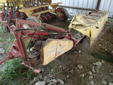 NEW HOLLAND 465 ROTARY DISC MOWER,  7'