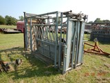 W W HEAD GATE  WITH SQUEEZE CHUTE