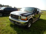 2000 FORD EXCURSION SUV, 273,942 MILES  4X4, V8 DIESEL, AT, PS, AC, CRUISE