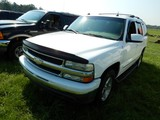 2004 CHEVROLET TAHOE SUV, 96,112 MILES  4X4, V8 GAS, AT, PS, AC, CRUISE S#
