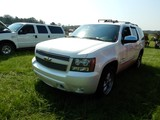 2008 CHEVROLET TAHOE SUV, 117,712 MILES  V8 GAS, AT, PS, AC, CRUISE, SUN RO