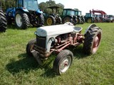 FORD 8N WHEEL TRACTOR,  GAS ENGINE, PTO