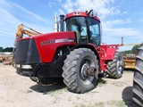 2002 CASE/IH STX 450 WHEEL TRACTOR,  ARTICULATED, CAB, AC, 620/70R42 FRONT