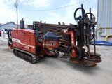 DITCH WITCH JT2720 DIRECTIONAL DRILL,  RUBBER TRACKS, LOCATOR, SONDE, HEADS
