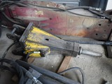 HYDRAULIC BREAKING HAMMER,  FITS CASE 580