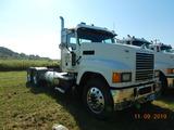 2012 MACK CHU 613 TRUCK TRACTOR, 214,606 MILES  DAY CAB, MACK MP8 DIESEL, 1