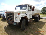 1981 INTERNATIONAL S1724 WATER TRUCK, N/A  V8 GAS, AT, PS, SINGLE AXLE ON S