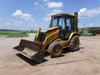 2005 Caterpillar 420D Backhoe, Cab, AC, 4x4, Standard Hoe, 5,425 Hours, S#C