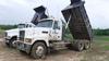 2004 Mack CV713 Granite Dump Truck, Tri-Axle, Mack 350, 10 Speed, Twin Scre