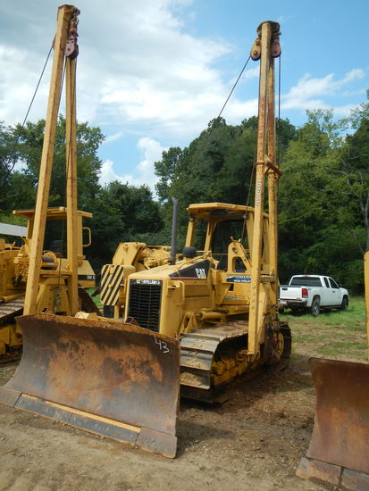 2006 CATERPILLAR D5G XL SIDE BOOM PIPE LAYER,  OROPS, CANOPY, 6 WAY BLADE,