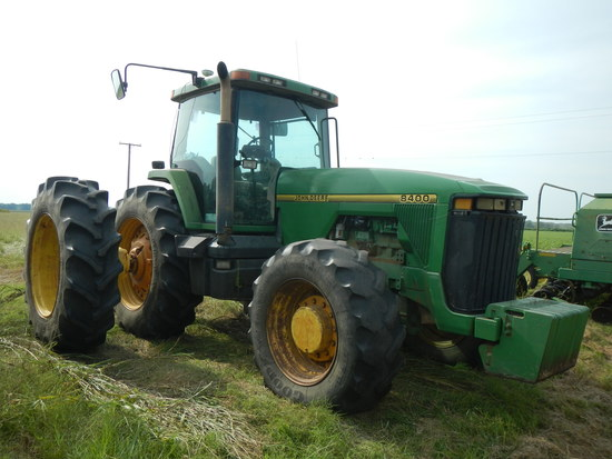 One Owner Bank Ordered Farm Equipment Auction
