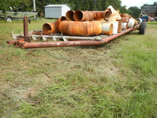 DONAHUE 32' IMPLEMENT TRAILER S# N/A