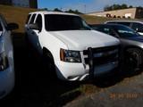2013 CHEVROLET TAHOE SUV, 127k + mi,  V8 GAS, AUTOMATIC, PS, AC S# 1GNLC2E0
