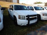 2011 CHEVROLET TAHOE SUV, 156k + mi,  V8 GAS, AUTOMATIC, PS, AC S# 1GNLC2E0