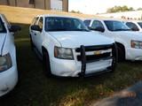 2011 CHEVROLET TAHOE SUV, 149k + mi,  V8 GAS, AUTOMATIC, PS, AC S# 1GNLC2E0