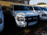 2011 CHEVROLET TAHOE SUV, 140k + mi,  V8 GAS, AUTOMATIC, PS, AC S# 1GNLC2E0