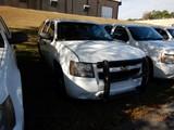 2011 CHEVROLET TAHOE SUV, 140k + mi,  V8 GAS, AUTOMATIC, PS, AC S# 1GNLCC2E