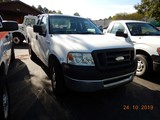 2008 FORD F150XL PICKUP TRUCK, 133k+ miles  EXTENDED CAB, V8 GAS, AT, PS, A