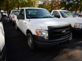 2013 FORD F150XL PICKUP TRUCK, 137,571 mi,  EXTENDED CAB, V8 GAS, AT, PS, A