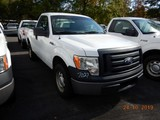 2011 FORD F150XL PICKUP TRUCK, 146,407 mi,  SHORT BED, V8 GAS, AUTOMATIC, S