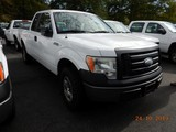 2009 FORD F150XL PICKUP TRUCK, 217,098+ mi,  EXTENDED CAB, SHORT BED, 4WD,