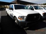 2012 DODGE RAM 2500 PICKUP TRUCK, 125k + mi,  CREW CAB, 8V 5.7L GAS, AUTOMA