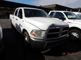 2011 DODGE RAM 2500 PICKUP TRUCK, 193k+ miles  CREW CAB, 5.7L V8 GAS, AT, P