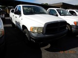 2004 DODGE RAM 1500 PICKUP TRUCK, 225k+ miles  4X4, V8 GAS, AT, PS, AC S# 1